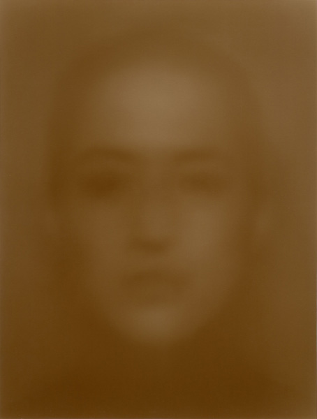 Kyungwoo Chun, This appearance: one hour portrait, 2010