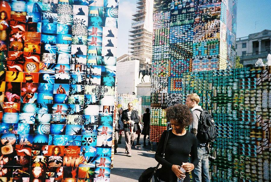 TEN and ONE LomoWall